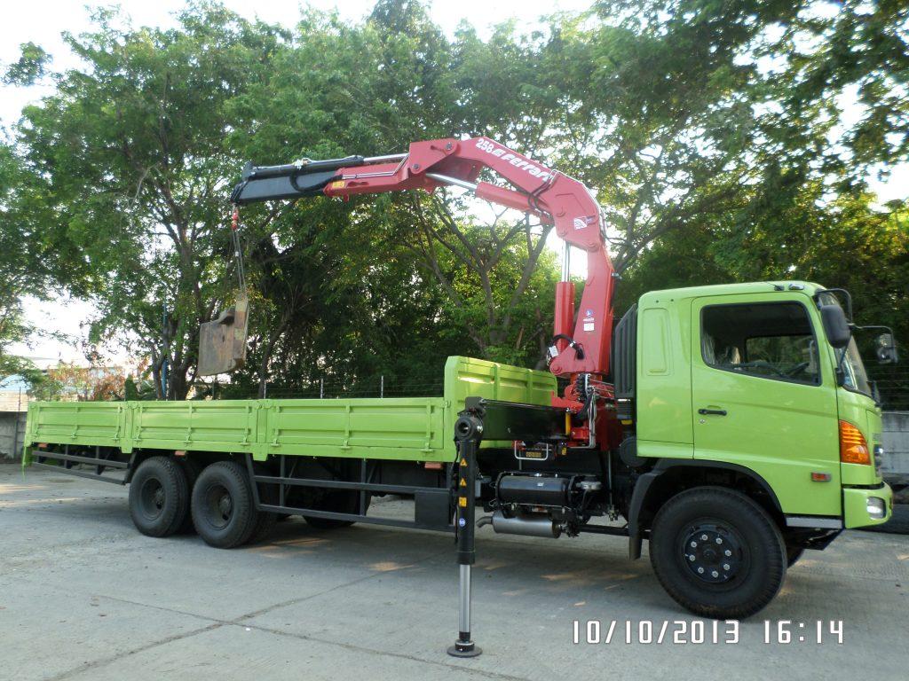 Foco Crane PT. Indo Crane Pratama