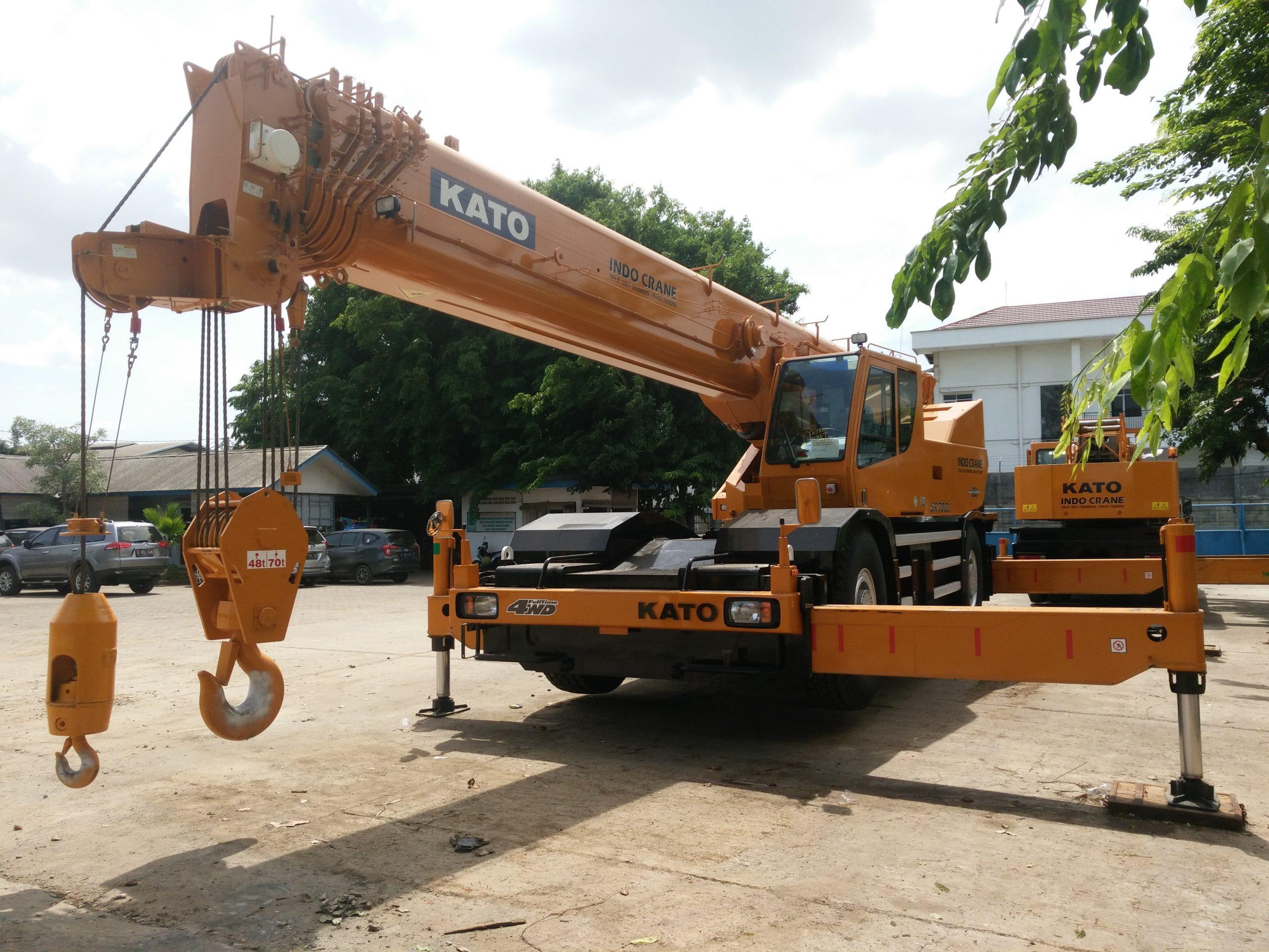Roughter Crane PT. Indo Crane Pratama